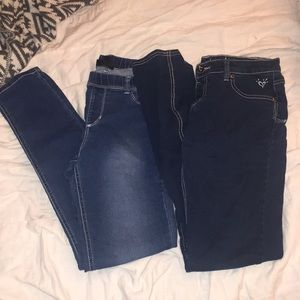 Denim - two pairs of kids jeans